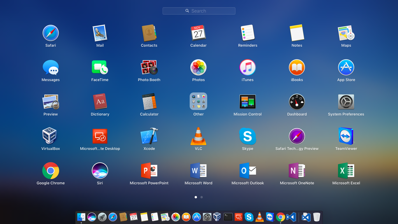 How to Create New Folders in Launchpad on macOS | Tech Blog